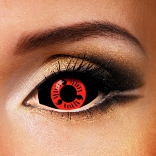 SHARINGAN THREE MAGATAMA SCLERA (HOT)