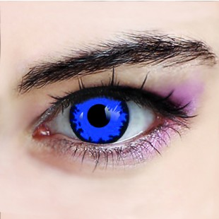 Sharingan Naruto Moon Night Contact Lens