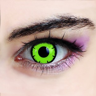 Alice Green Crazy Lenses
