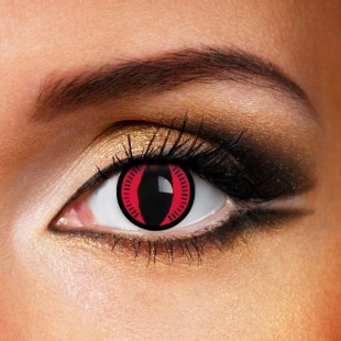 Sharingan Nine Tail's Crazy Contacts