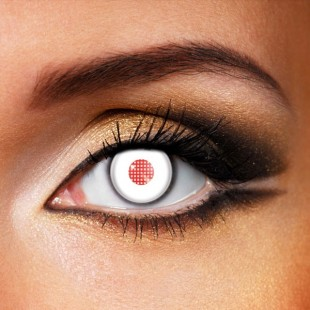 Terminator Humanoid Crazy Contact Lenses