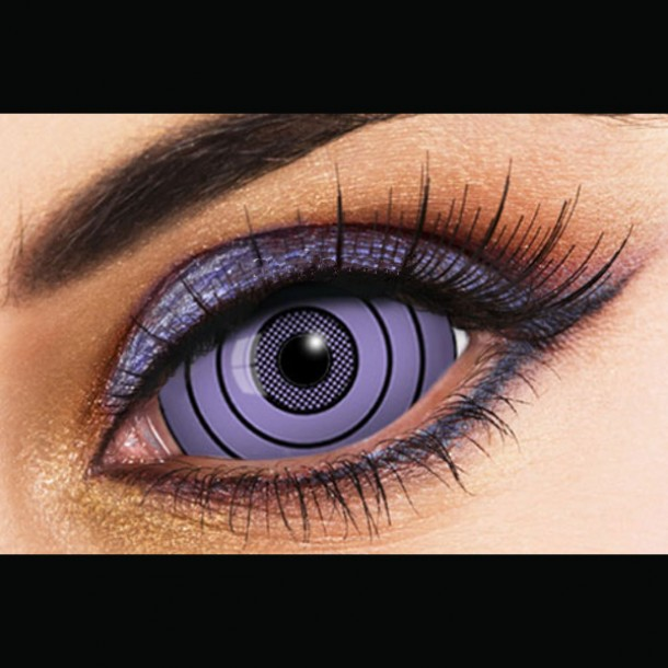 Rinnegan sclera contacts