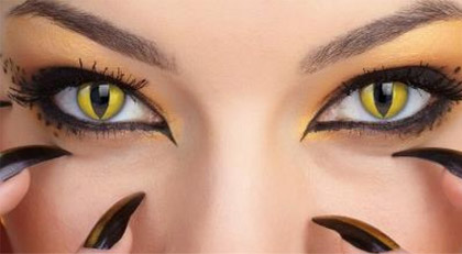 Halloween Contact Lens | Halloween Costume Lens | Angelens